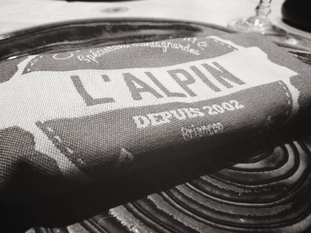 Restaurant l'Alpin